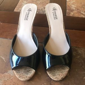 Charles David mule sandals
